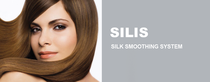 Framesi Silis Silk Smoothing System, a practical, specific, protective line.